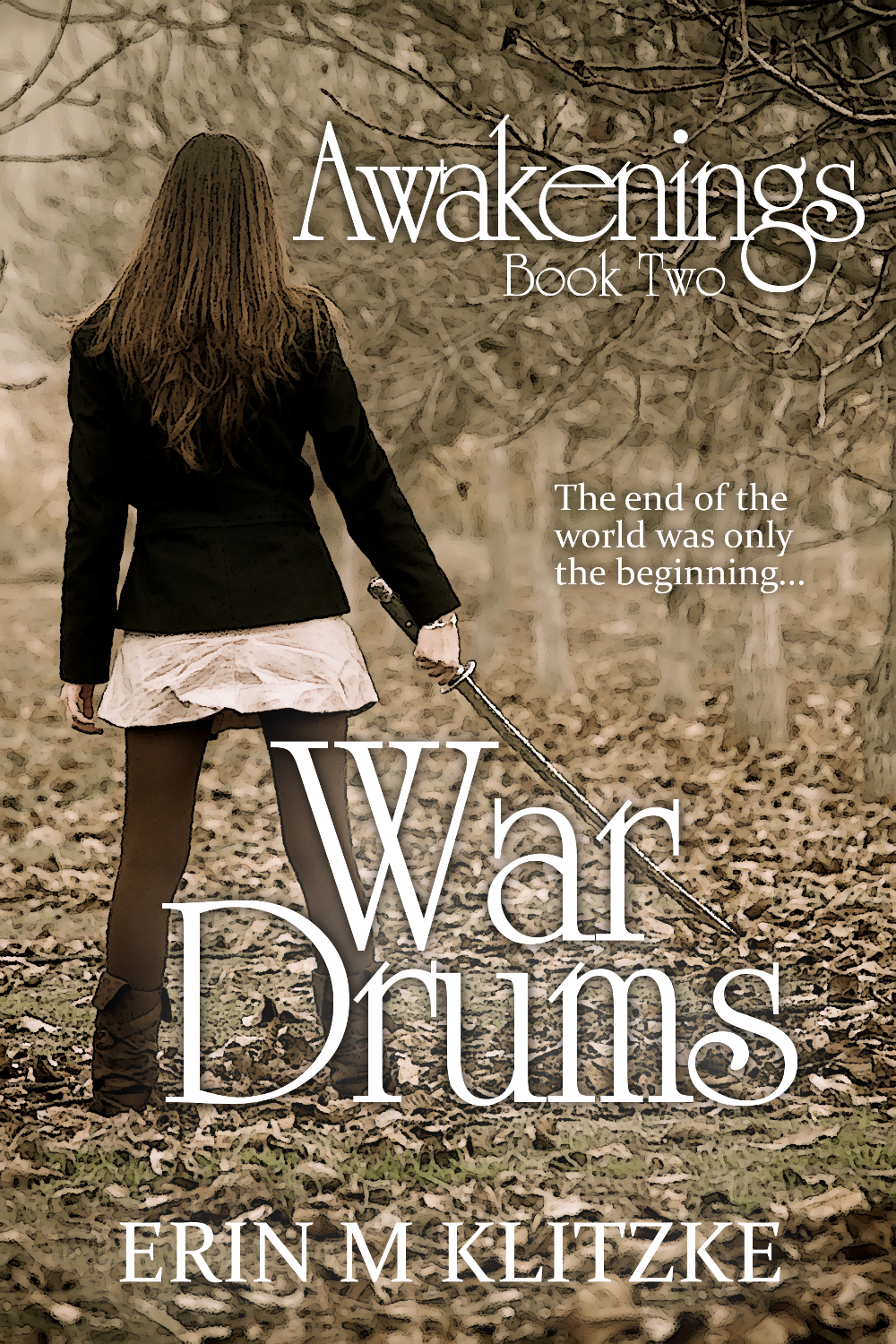 Awakenings: War Drums cover