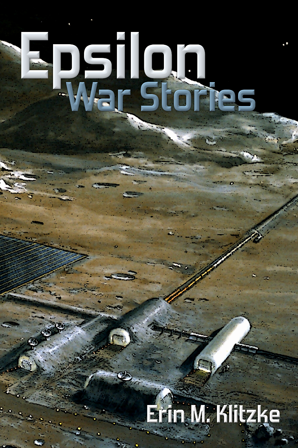 Epsilon: War Stories cover