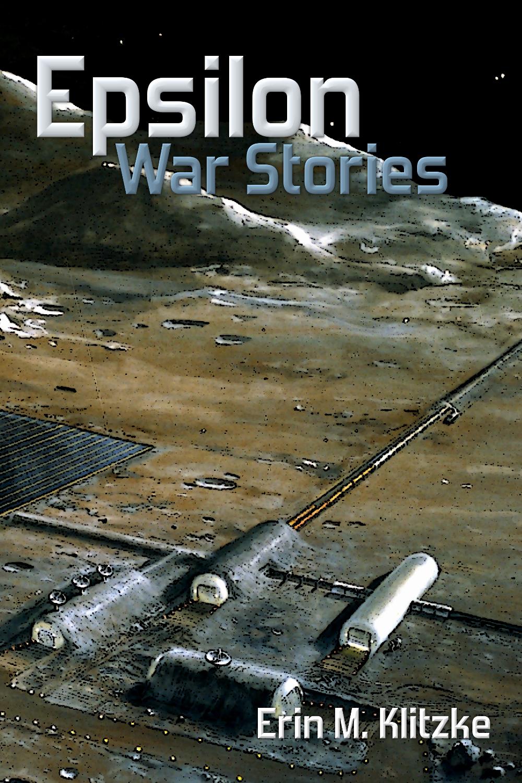 Epsilon: War Stories cover
